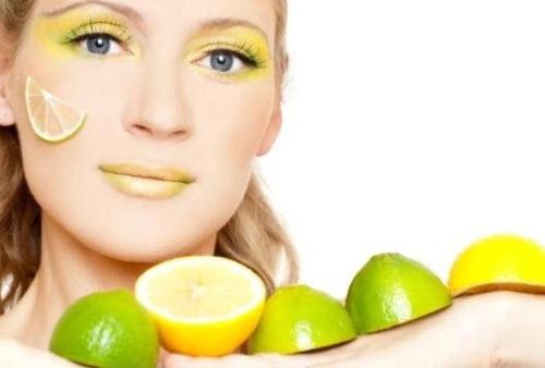 5 cách chăm sóc da với chanh hiệu quả