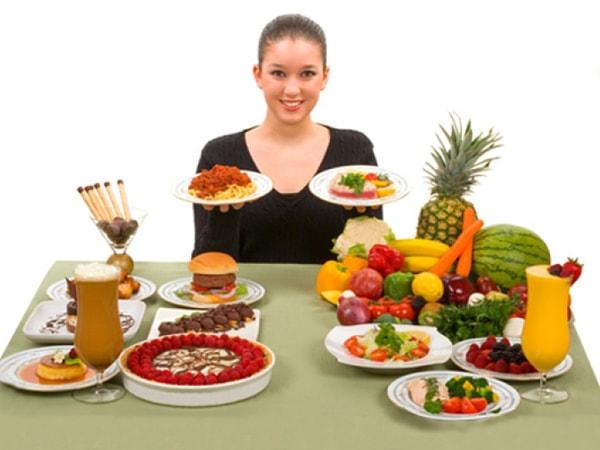 Nghỉ ngơi đầy đủ và ăn uống hợp lý