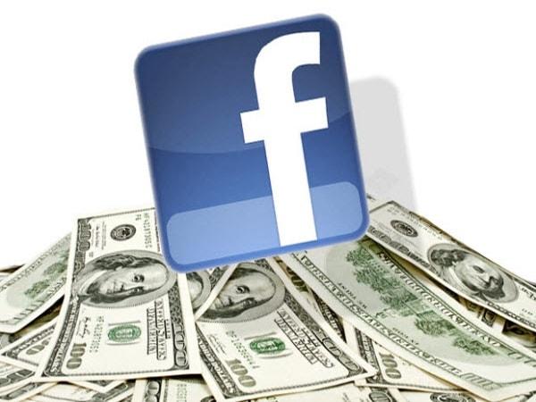 Kiếm tiền từ Facebook: Khó mà dễ