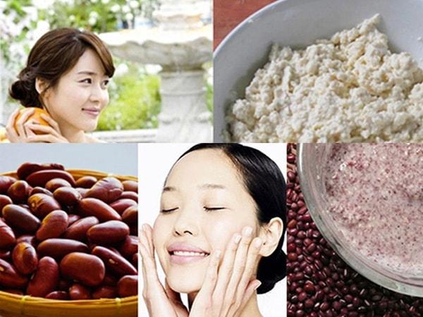 Người Nhật làm mặt nạ dưỡng da và tóc như thế nào?