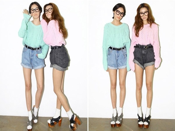 Những bí quyết vàng giúp bạn gái chọn quần short tôn dáng