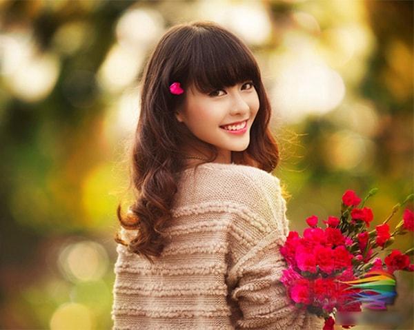 Phụ nữ hấp dẫn phải sống có đam mê
