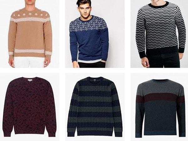 Gợi ý chọn áo len hợp màu da cho bạn nam