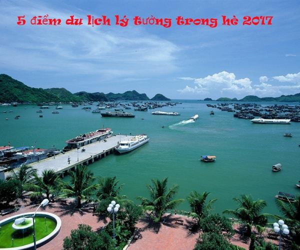 Du lịch Nha Trang hè 2017
