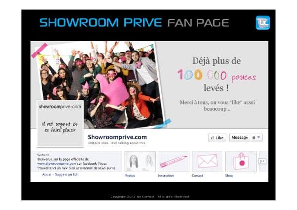 Đăng những hình ảnh đẹp về sản phẩm lên fanpage