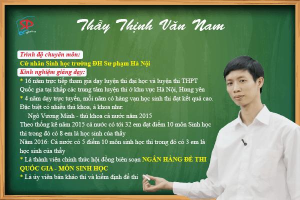 Thầy Thinh Nam và những thành tích nổi bật