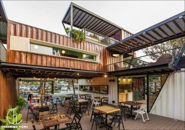 10 mô hình quán cà phê độc đáo