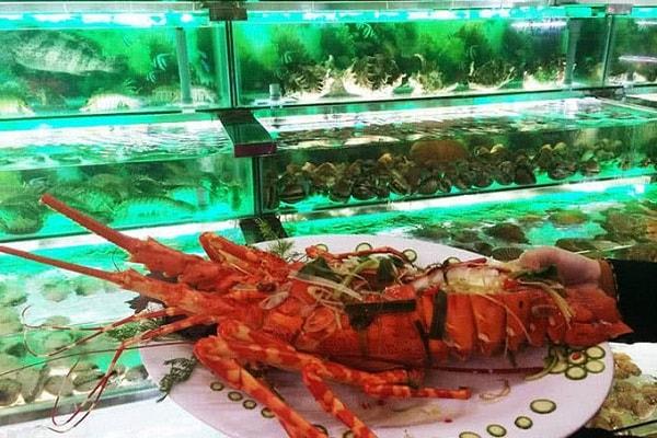 Kinh nghiệm bán hải sản online thu chục triệu mỗi tháng 1