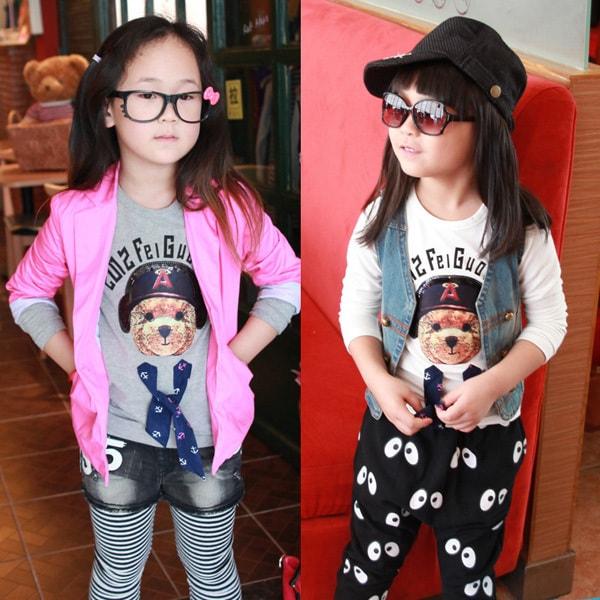 Kinh doanh áo quần trẻ em cần chú trọng đến chất lượng