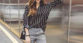 5 kiểu thời trang mùa hè 2018 cho các cô nàng thích kín đáo