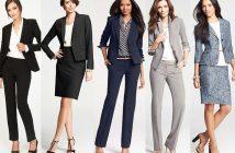 Cách chọn quần áo công sở đẹp và tiết kiệm
