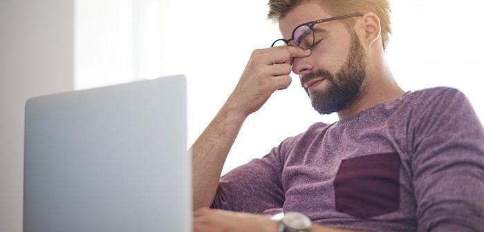 Cách bảo vệ mắt khi ngồi làm việc với máy tính quá nhiều