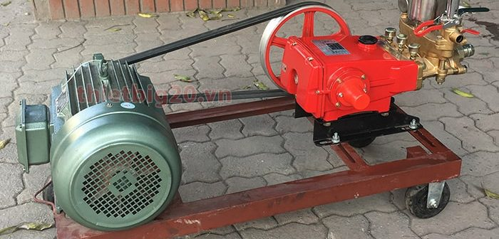 Những điều bạn cần lưu ý khi mua máy rửa xe dây đai cũ