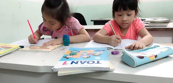 Từ A - Z kinh nghiệm tìm gia sư cho con học tiểu học