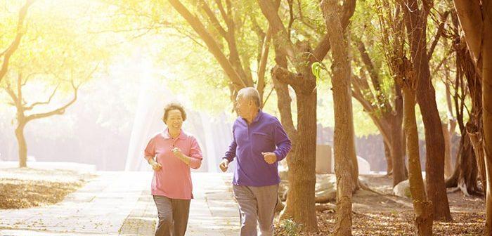Chế độ tập thể dục cho người cao huyết áp