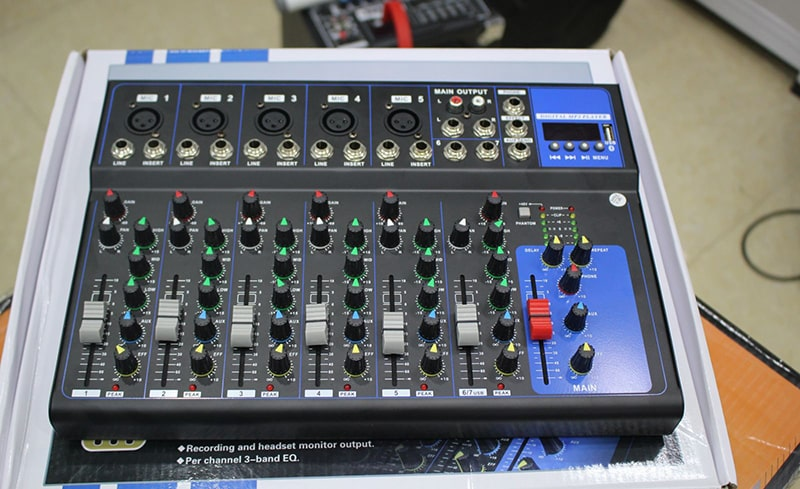 Mixer karaoke của Yamaha ngày được ưa chuộng