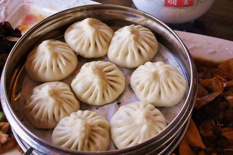 Bánh bao là món ăn nổi tiếng trong ẩm thực Trung Quốc