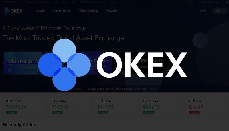 Sàn giao dịch Okex uy tín