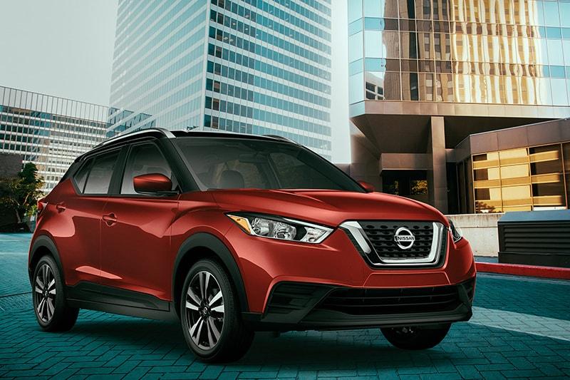 Mẫu xe ô tô Nissan Kicks mới nhất 2020