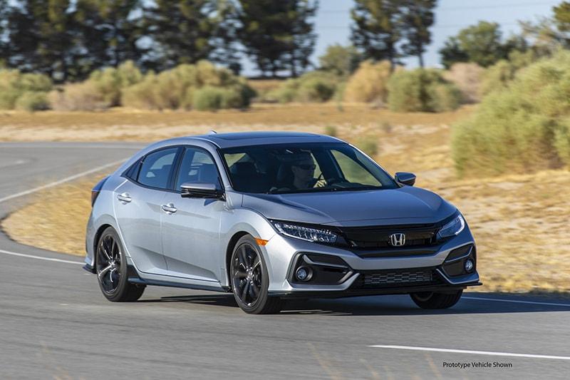 Honda Civic phù hợp dành cho giới trẻ
