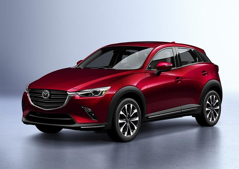 Mazda CX-3 được giới trẻ rất yêu thích