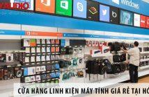 Cửa hàng linh kiện máy tính giá rẻ tại Hóc Môn