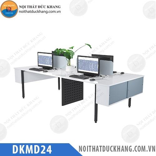Cụm bàn làm việc 4 chỗ DKMD24