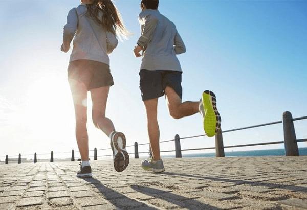 Đi bộ, chạy bộ giảm cân đúng phương pháp