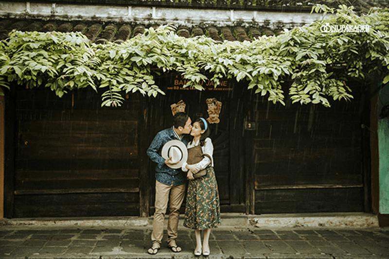 Ý tưởng chụp ảnh cưới cổ điển